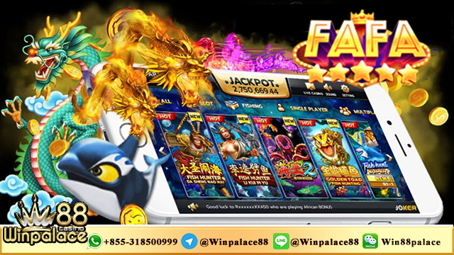 Download Aplikasi Fafa Slot APK Gratis